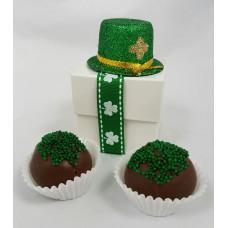 Irish Favor w/2 Truffles