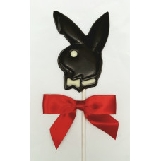Sexy Chocolate Bunny lolly