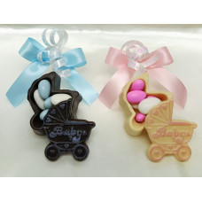 Baby Carriage Box (one)