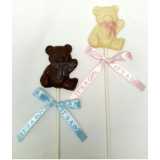 Teddy Bear Lolly (one)