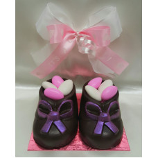 Large Pair of Baby Booties