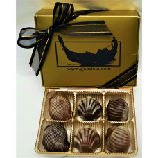 Box of 6 Truffles Personalized