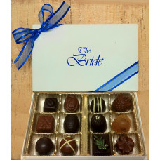 Box of 12 Truffles Personalized