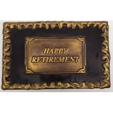 Happy Retirement Theme Bar
