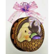 Easter Chocolate Box w/lid