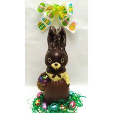 Lady Rabbit with Basket (Large)