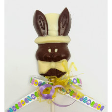 Rabbit w/Hat Lolly