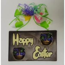 Happy Easter Bar w/Basket