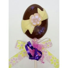 Egg w/Bow Lolly