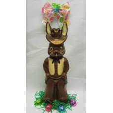 3 Dimensional Cowboy Rabbit (Extra Large)