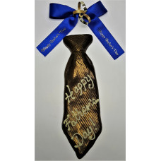 "Tie ""Happy Father's Day"""