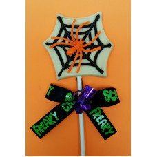 Spider Web lolly