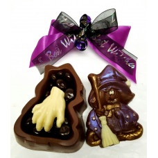 """Witch"" Chocolate Box"