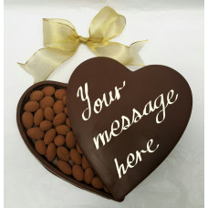 X-Large Chocolate Heart Box
