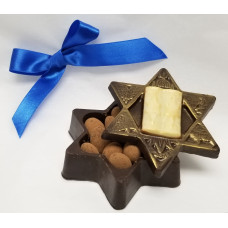 Star of David Chocolate Box