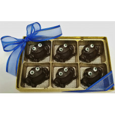 Chocolate Frogs (Box of 6)
