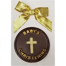 Christening Medallion