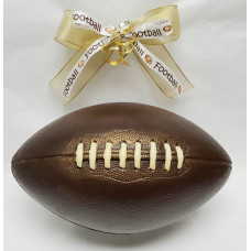 Chocolate Football (Life Size) X-Large