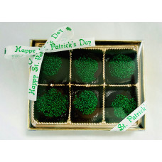 Irish Cream Truffles (Box of 6)