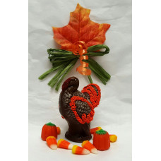3-D Chocolate Turkeys (Small)