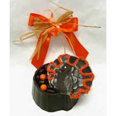 Turkey Shaped Chocolate Box