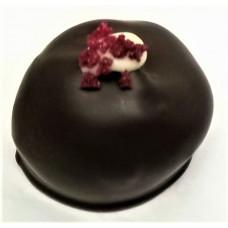 Pomegranate Truffle (hand-made)