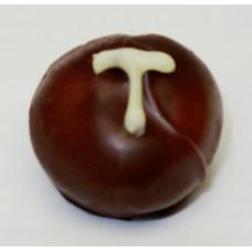 Tangerine  Truffle (hand-made)