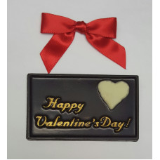 Hand-made Happy Valentine's Day Bar (Small)