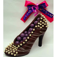 Chocolate Stiletto (X-Large) #3