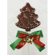 Christmas Tree Lolly (medium)