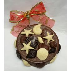 Sea Shells Chocolate Box