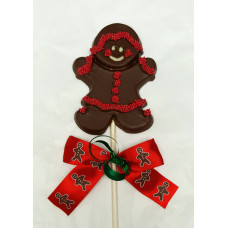 Gingerbread Girl Lolly
