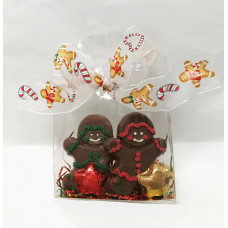 Gingerbread Boy and Girl Gift