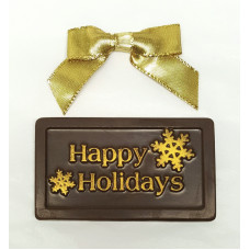 Happy Holidays Bar (Small)