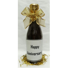 Small Chocolate Bottle (Anniversary)
