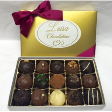 Assorted Chocolate Truffles (Gift of 15)