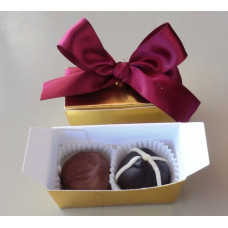 Chocolate Truffles (Gift of 2)