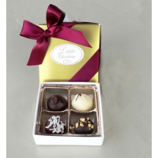 Assorted Chocolate Truffles (Gift of 4)