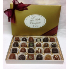 Assorted Chocolate Truffles/Molded (Gift of 24)