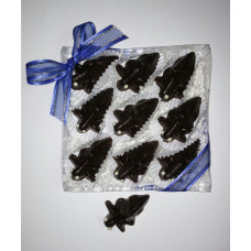 Dark Chocolate Locusts