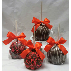 Caramel Apple with Chocolate
