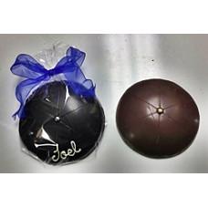 Chocolate Yarmulke