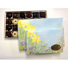 Truffles in Spring Floral Boxes! (Gift of 24)