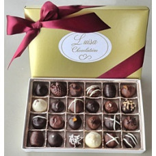 Assorted Chocolate Truffles (Gift of 24)