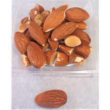 Topping: Roasted ALMONDS (1/2 oz.)