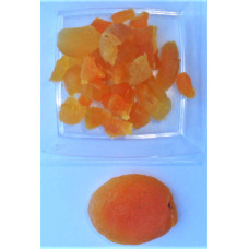 Topping: Dried APRICOTS (1/2 oz.)
