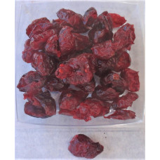 Topping: Dried CRANBERRIES (1/2 oz.)