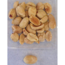 Topping: Roasted PEANUTS (1/2 oz.)