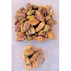 Topping: Roasted PISTACHIOS (1/2 oz.)