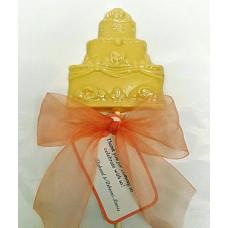 Wedding Cake lolly